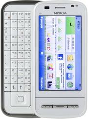 Nokia c6-00 Symbian 9.4 qwerty клавиатура