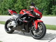 для вас RR Honda CBR 600 2011 Красный