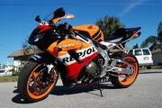 Спортивный тип мотоцикла Honda