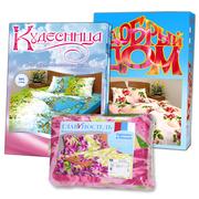 Домашний текстиль по ценам производителя со склада в Алматы