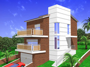 Частный дом,  удобен для бизнеса